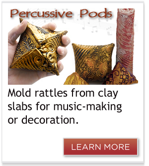 Percussive Pods