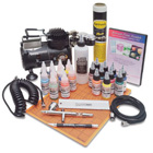 Blick Complete Airbrush System