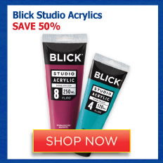 Blick Studio Acrylics