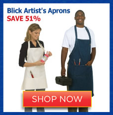 Blick Artists Aprons