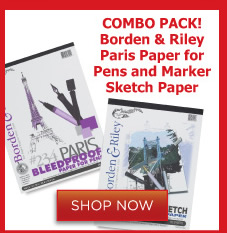 Borden and Riley Paris Paper Combo Pack