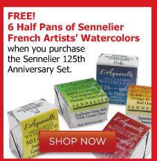 Sennelier 125th Anniversary Set