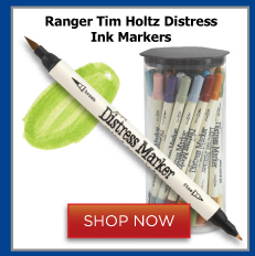 Tim Holtz Distress Ink Markers