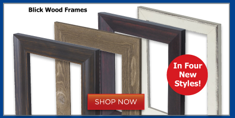 Blick Wood Frames
