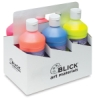 Pack of Pints, 6 Fluorescent Colors