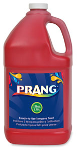 Red, Gallon