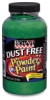 Dust Free Powder Paint, Green