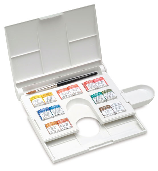 Artists' Watercolor Compact Set