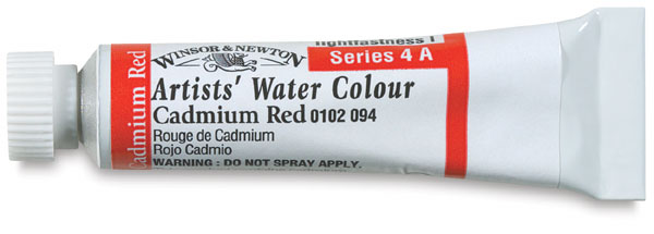 5 ml Cadmium Red