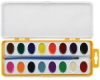 Scholastic Watercolors, 16 Pan Set