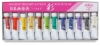 Set of 12 Colors, 15&nbsp;ml Tubes