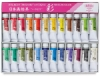 Set of 24 Colors, 15&nbsp;ml Tubes