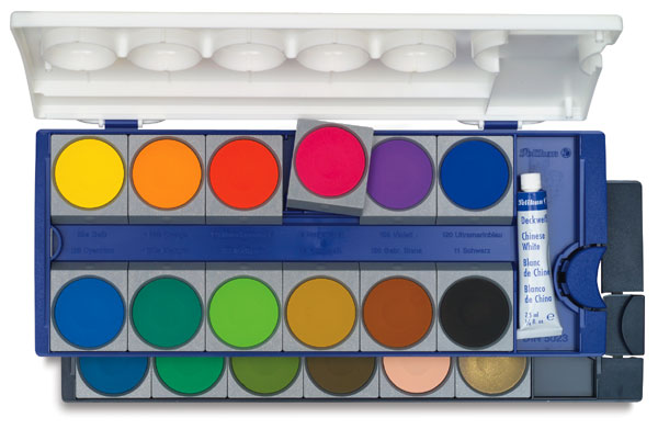 Opaque Colors, Set of 24