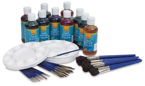 Painting Class Kit