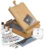 Gamblin Deluxe Oil Painting Set