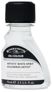Artists&#39; White Spirit
