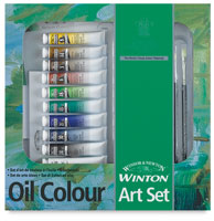 Winsor &amp; Newton Winton Oil Color Sets