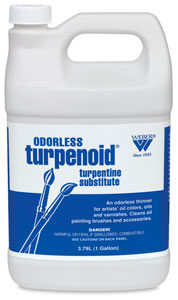 Weber Odorless Turpenoid, NULL, Gallon