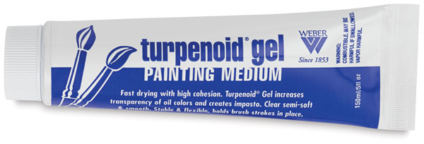 Turpenoid Gel