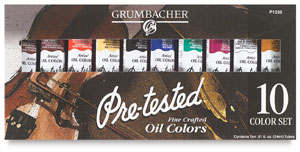 Pre-Tested 10-Color Sampler Set