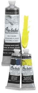 Pre-Tested Artists' Oil Colors