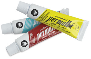 Permalba Oil Colors