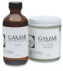 Gamvar Varnish 5.4 oz Bottle and Resin Mixing Jar