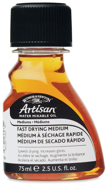 Fast Drying Medium, 75 ml