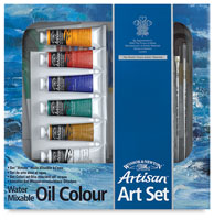 Winsor &amp; Newton Artisan Water Mixable Oil Color Sets