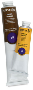 Reeve&#39;s Oil Colors