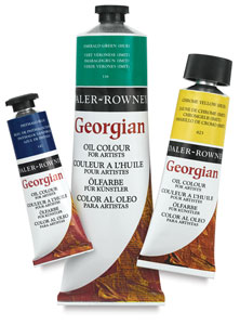 Georgian Oil Colors