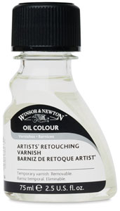 Artists&#39; Retouching Varnish