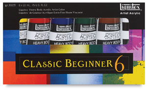 Liquitex Professional Heavy Body Acrylic Sets