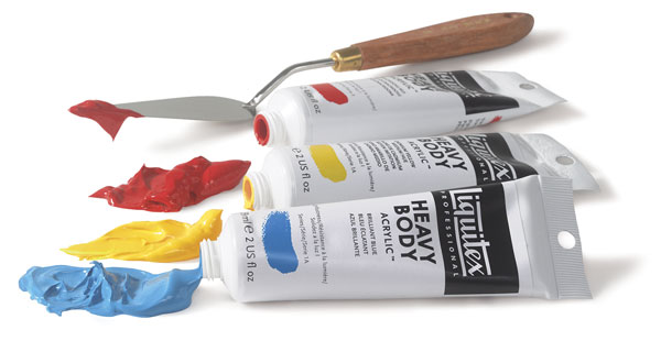 Liquitex Heavy Body Artist Acrylics