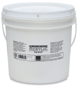 Gesso, Gallon