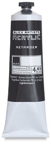 Acrylic Retarder, 4.65 oz