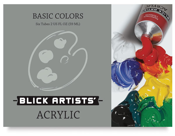6-Color Basic Set