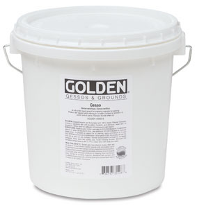 White Gesso Gallon