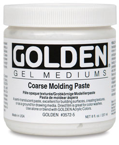 Coarse Molding Paste