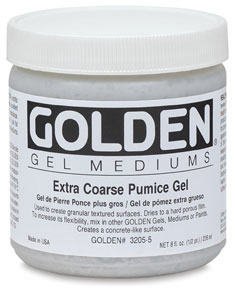 Extra Course Pumice Gel