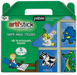Starter Set of 5 tubes, Animals &amp;nbsp; NEW! 