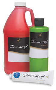 Chromacryl Students&#39; Acrylic