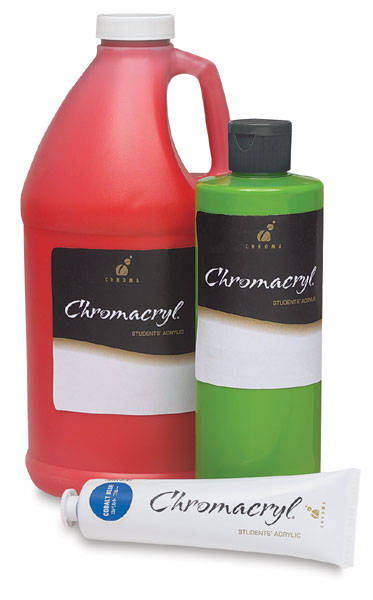 Chromacryl Students' Acrylic