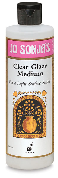 Clear Glazing Medium