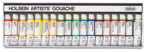 Artists&#39; Set of 18 Colors, 5 ml Tubes