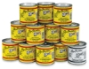 Set of 12 Enamels, &frac12; Pint Cans