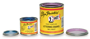 1-Shot Lettering Enamels