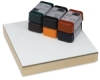 Translucent Colors, Set of 6 Cakes