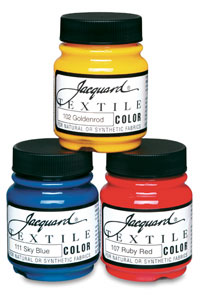 Jacquard Textile Colors, 2&amp;frac14;&amp;nbsp;oz Jars