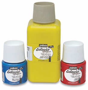 Pebeo Setacolor Fabric Paint